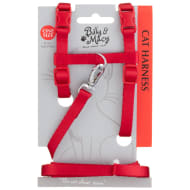 Billy & Macy Cat Harness - Red