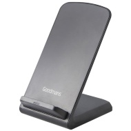 Goodmans Qi Wireless Charging Phone Stand - Black