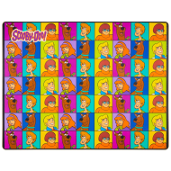 Scooby-Doo Pet Placemat - Multi