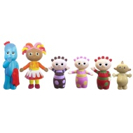 In the Night Garden Figure Set 6pk