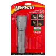 Eveready Heavy Duty Aluminium Torch