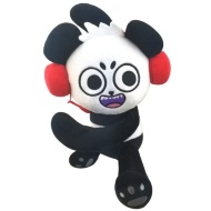 "Ryan's World 7"" Plush Toy - Combo Panda"