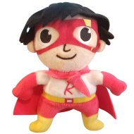 "Ryan's World 7"" Plush Toy - Red Titan"