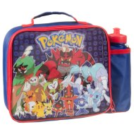 Pokemon Lunch Bag with Bottle