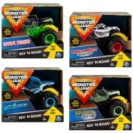 Monster Jam 1:43 Scale Rev & Roar Monster Truck