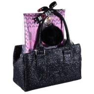 Morgan Bowler Bag Gift Set - Black