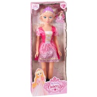 My Pretty Princess Doll - Pink & White