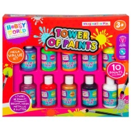 Hobby World Tower of Paints 10pk