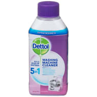 Dettol Washing Machine Cleaner 250ml - Lavender