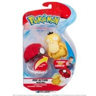 Pokemon Pop Action Pokeball - Psyduck