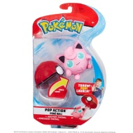 Pokemon Pop Action Pokeball - Jigglypuff