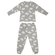 Just Like You Ladies Polar Bear Fleece Pyjamas