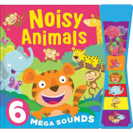 Noisy Board Book - Noisy Animals