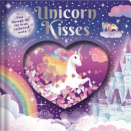 Glitter Globes Book - Unicorn Kisses