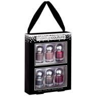 Make Up Couture Nail Polish Wardrobe - Silver