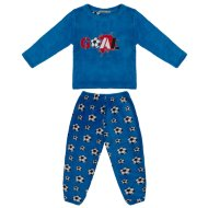 Kids Football Fleece Pyjamas