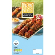 Alfresco Piri-Piri Chicken Skewers 375g