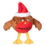 Chubby Chum Dog Toy - Robin