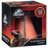 Jurassic World Volcano Bath Fizzer 200g - Orange
