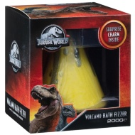 Jurassic World Volcano Bath Fizzer 200g - Yellow