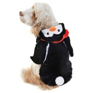 Penguin Christmas Dog Costume M-XL