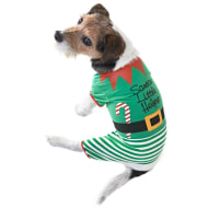Elf Christmas Dog Onesie