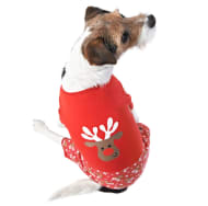 Rudolph Christmas Dog Onesie