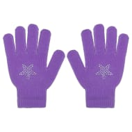 Kids Jewelled Gloves 3pk