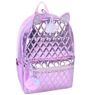 Shine Quilted Backpack - Pink Unicorn