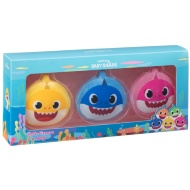 Baby Shark Bath Fizzer Set 3pk