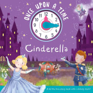 Once Upon a Time Book - Cinderella