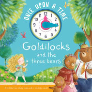 Once Upon a Time Book - Goldilocks