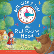 Once Upon a Time Book - Little Red Riding Hood