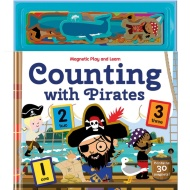 Magnetic Play Book - Counting