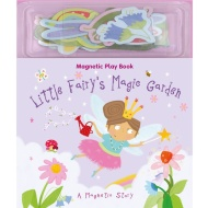 Magnetic Play Book - Magic Garden