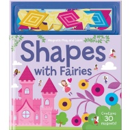 Magnetic Play Book - Shapes with Fairies