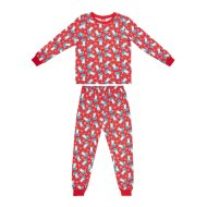 Ladies Penguin Christmas Pyjamas