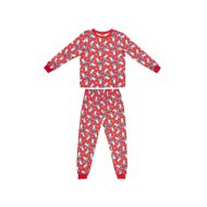 Young Kids Penguin Christmas Pyjamas