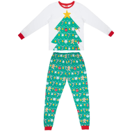 Mens Christmas Tree Pyjamas
