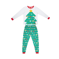Older Kids Christmas Tree Pyjamas