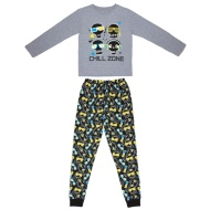 Older Kids Cotton Pyjamas - Chill Zone