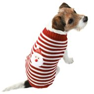 Santa Christmas Dog Jumper XS-S