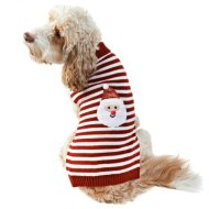 Santa Christmas Dog Jumper M-XL