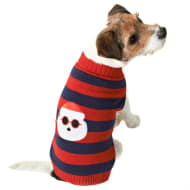 Santa Light-Up Christmas Dog Jumper