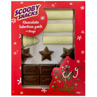 Scooby Snacks Dog Chocolate Selection Pack