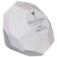 Diamond Gin & Tonic Bath Fizzer 150g