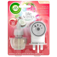 Air Wick Life Scents Electric Diffuser & Refill - Tropical