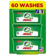 Ariel 3-in-1 Laundry Pods 60 Washes