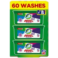 Ariel 3-in-1 Colour & Style Pods 60pk