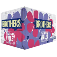 Brothers Parma Violet English Cider 6 x 330ml